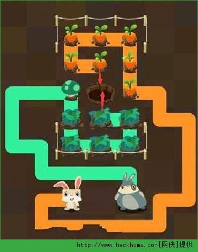 兔子复仇记(patchmania)第二章仓库里24-28通关攻略[多图]