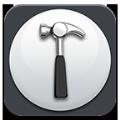 锤子风格腾讯微桌面主题