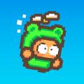 Swing Copters2官网iOS版(摇摆直升机2) v2.0.10