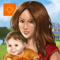虚拟家庭2中文无限金币iOS破解版存档(Virtual Families 2) v1.5.11