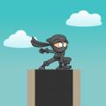 现代忍者跳跃无限金币iOS破解版(Just Jump Modern Ninja) v1.0