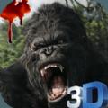 疯狂大猩猩模拟器汉化中文版 v1.1