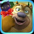 熊出没之熊大熊二制做黑猫蛋糕甜点游戏ios版 v1.0.0