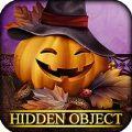 隐藏的对象万圣节前夕游戏安卓中文版(Hidden Object Hallows Eve) v1.0