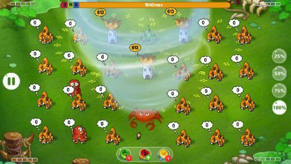 蘑菇战争2升级五级蘑菇房方法[多图]