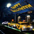 万圣节出租车模拟器游戏手机版下载 v1.0