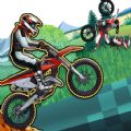 越野摩托车自行车比赛游戏苹果版 v1.0