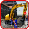 城市道路建设者