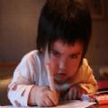 宝宝学写字