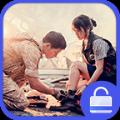 太阳的后裔锁屏主题app下载手机版 v1.0