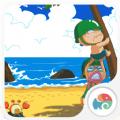 炮炮兵海边梦象动态壁纸手机版app v1.2.7