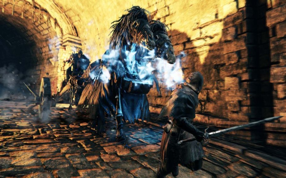 黑暗之魂3骑士怎么升级 骑士快速升级教程[图]