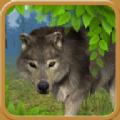 杀手狼生存模拟中文汉化破解版(Killer Wolf Survival Simulator) v2