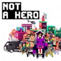 不是英雄游戏官网安卓版(NOT A HERO)(含数据包) v9.0