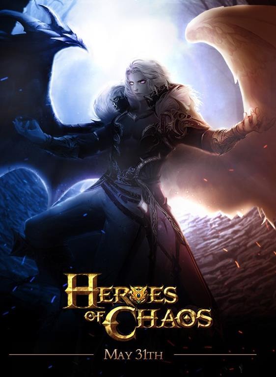 Heroes of Chaos全球同版上线  玩法升级[图]