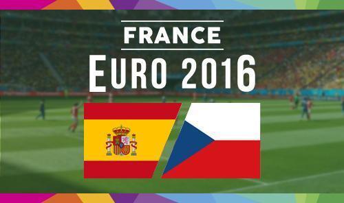 2016欧洲杯西班牙捷克比赛直播 西班牙捷克比分预测[图]