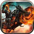 恶灵骑士特技游戏官方IOS版(Ghost Rider Stunts) v1.0