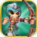 城堡冲突弓箭物语游戏