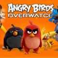 愤怒的小鸟守望先锋官网iOS版下载(angery birds over watch) v1.0
