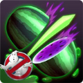 水果忍者捉鬼敢死队中文无限道具破解版(Fruit Ninja Ghostbusters) v1.0