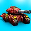 方块战争2无限金币中文破解版(Block Tank Wars 2) v1.5