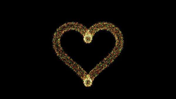魔幻粒子怎么玩出爱心?魔幻粒子表白神器爱心制作教程[多图]
