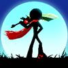 火柴人幽灵忍者无限钻石金币破解版(Stickman Ghost Ninja) v1.3