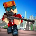 像素城市狙击3D游戏下载安卓版(Blocky City Sniper 3D) v1.1