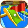 迷你高尔夫球3D无限金币内购破解版 v1.0