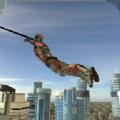 迈阿密绳索英雄无限金币内购破解版(Miami Rope Hero) v6