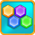 最强大脑之六边形拼消除无限金币内购破解版 v1.0.5