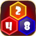 六角形2048消除游戏安卓手机版下载 v1.0