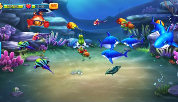猎鱼达人手游和捕鱼达人手游是不是同一款游戏 二者有什么区别[图]