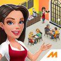 世界餐厅游戏无限金币内购破解版(My Cafe Recipes) v1.9.60