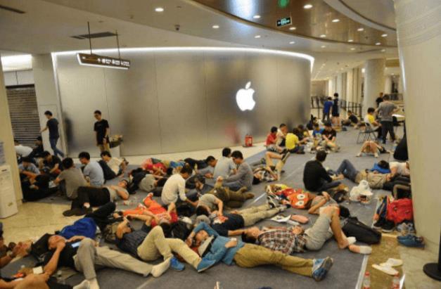 双十一怎么抢iphone x?怎么在apple store抢购iphonex?[多图]