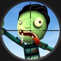 万圣节狙击手无限子弹中文破解版(Halloween Sniper) v1.1