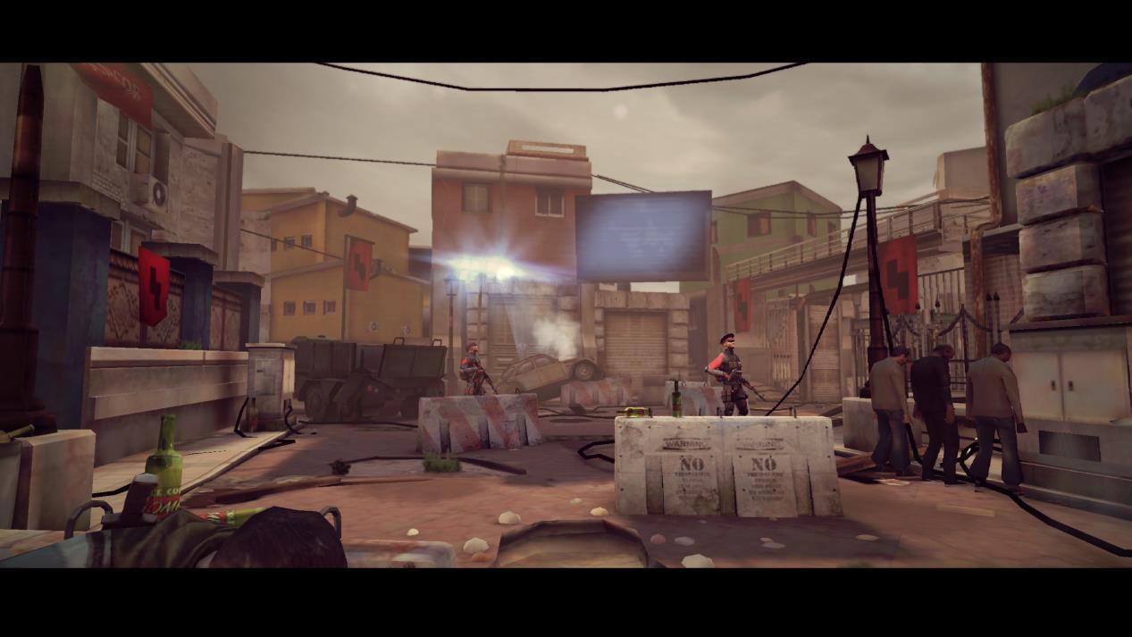火力掩护Cover Fire评测:游戏版战狼2[多图]