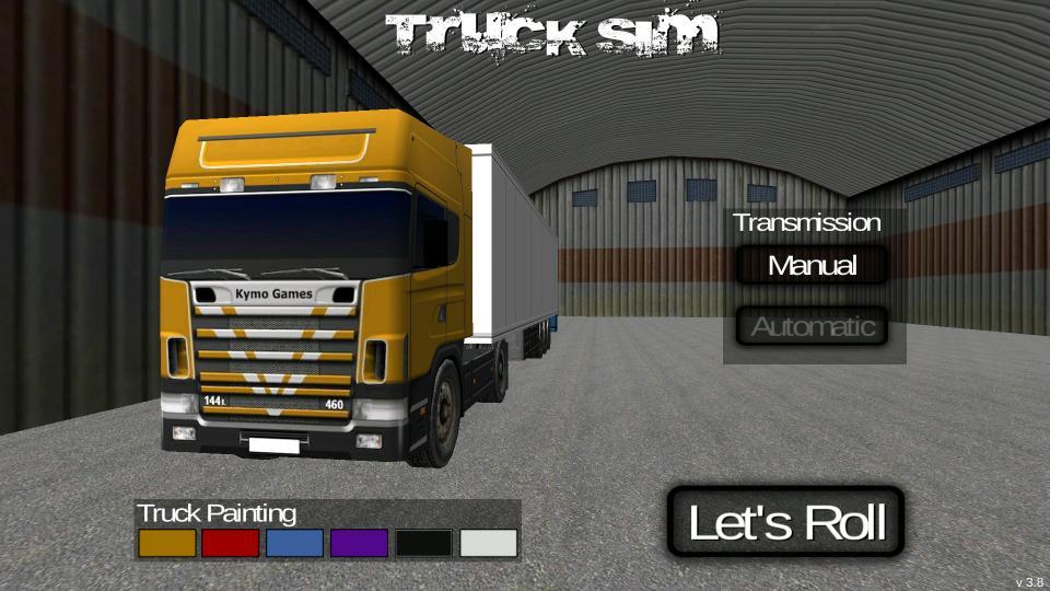 卡车模拟大斯堪尼亚游戏介绍[多图]
