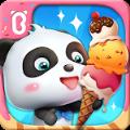 宝宝巴士熊猫宝宝梦幻冰淇淋游戏正版免费下载 v8.19.10.01