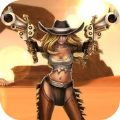 沙漠赏金猎人牛仔杀手