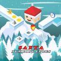圣诞老人跳跃的立方体游戏ios版 v1.0.0