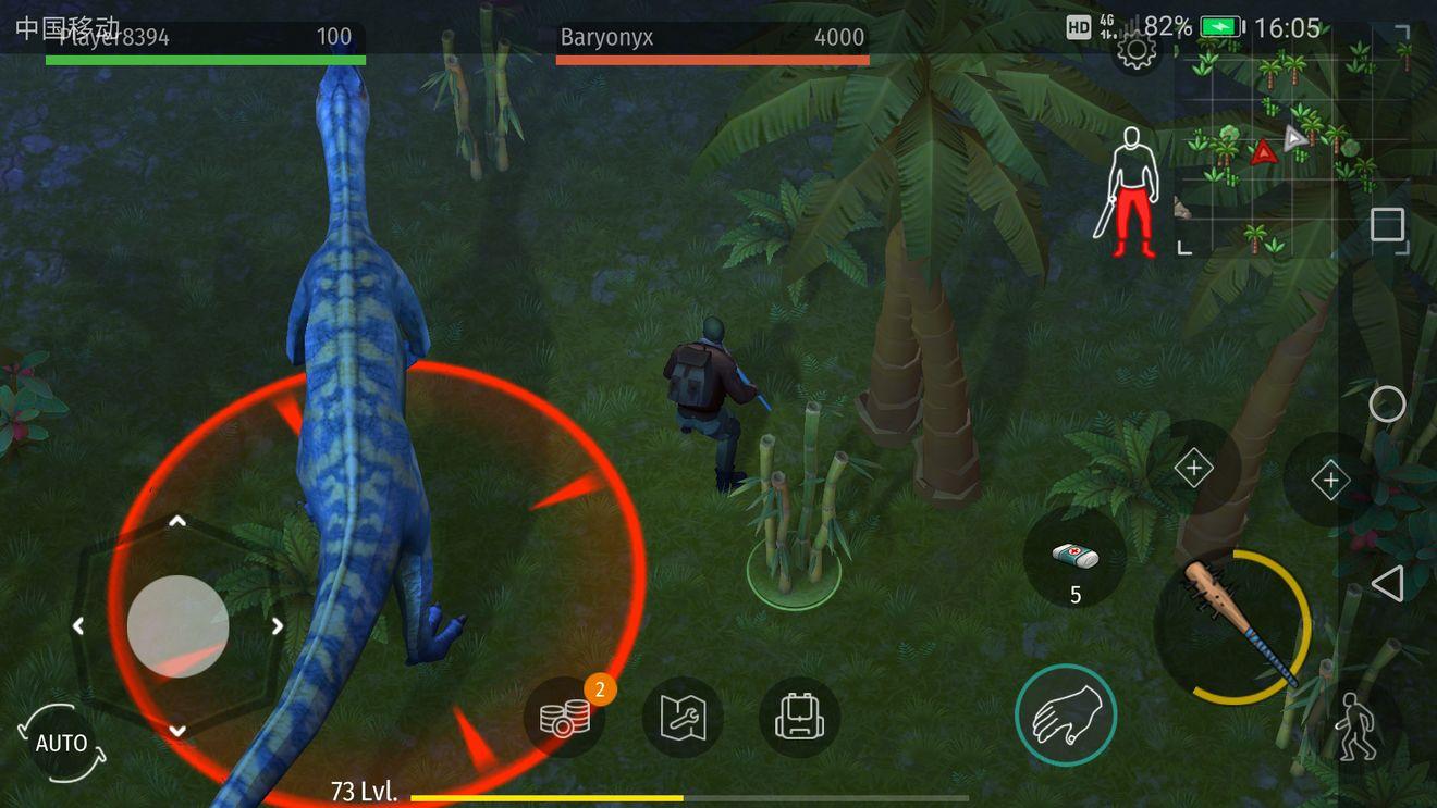 侏罗纪生存游走的BOSS怎么杀 游走的BOSS击杀攻略[多图]
