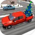 圣诞节司机圣诞老人比赛完整中文破解版 v1.0