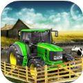 农村农用拖拉机司机3D游戏