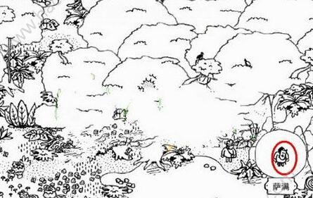 隐藏的人萨满在哪? 森林第13关图文通关教程[图]