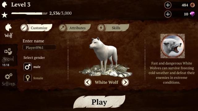 狼族评测:成为称霸草原的狼[多图]
