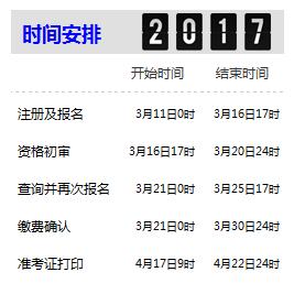 2017浙江省公务员考试时间 2017浙江省省考报名地址介绍[图]