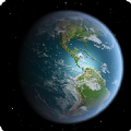 3D高清地球旋转动态壁纸图片app官网版 v3.4.3