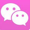 粉红微信苹果ios版app官网软件下载 v1.0