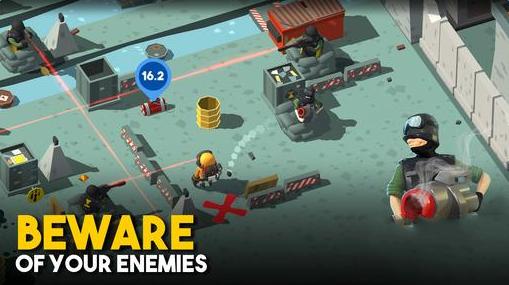 炸弹猎人怎么玩  Bomb Hunters玩法技巧大全[多图]